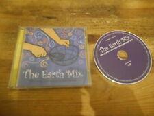 CD VA The Earth Mix : World Music Denmark 2002 (14 Song) Promo DANISH WM ASS' jc