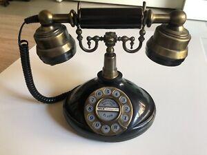 Nostalgie Vintage Telefon Deko Welco Nostalgie 1800 Guter Zustand
