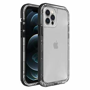 LifeProof Next Case for Apple iPhone 12/12 Pro - Clear/Black