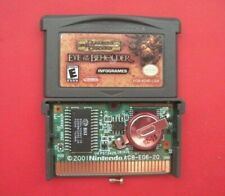 Dungeons & Dragons: Eye of the Beholder Game Boy Advance *Authentic & Saves*