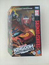 Transformers Earthrise War For Cybertron Trilogy Road Rage NEW