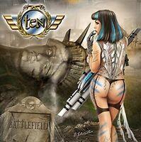 TEN - BATTLEFIELD (LIMITED 2CD)  2 CD NEW+