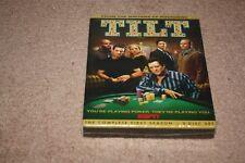 Tilt - The Complete First Season (DVD, 2006) *Brand New Sealed*