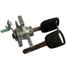 Left Driver Side Door Lock Cylinder W/2 Keys 72185-SHJ-A01 For Odyssey 2005-2010