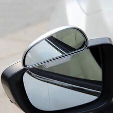 Silber Fahrzeug Rückspiegel Erweiterung Wide-Field Konvex Toter-Winkel-Spiegel