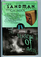 Sandman Neil Gaiman Season of Mists Vol IV ( 4 ) Hardcover Book NM/MT New Sealed