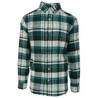 Columbia Men's Ocean Green Cornell Woods L/S Flannel (Retail $60)