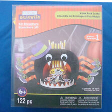 Creatology Craft Kit for kids 122 pc 3D spider figure Halloween Count Dracula