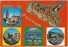 SALUTI DA MESSINA - VEDUTINE 1977