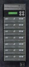MediaStor #a33 LS 1-7, 1 to 7 Target DVD Duplicator LightScribe Disc Publishing