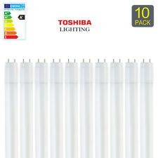tube neon led TOSHIBA 120cm 19w blanc 4000K pack de 10