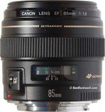 Objetivos teleobjetivos fijos Canon para cámaras