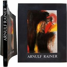 Arnulf Rainer Rétrospective musée Solomon Guggenheim 1989 Rudy Fuchs peinture