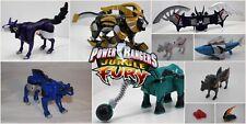 Power Rangers Megazord Parts - Jungle Fury