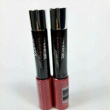 2 CoverGirl Lip Perfection Jumbo Gloss Balm Sheers Blush Twist 210 Sealed