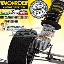 KIT 2 Ammortizzatori MONROE ORIGINAL  VOLKSWAGEN GOLF VW GOLF 4 1.8 1.9D-TDI