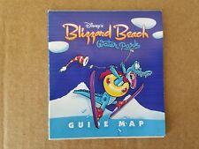 Theme Park Souvenir Map Ebay