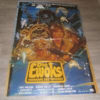 A1 Filmplakat - STAR WARS  - DIE EWOKS  KARAWANE DER TAPFEREN - Eric Walker