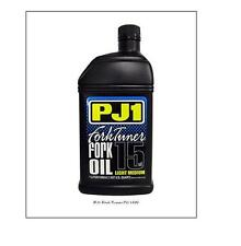 New listing Pj1 gold series Fork Tuner motorcycle Oil 15W 0.5 L 2-15W 57-0215