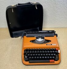 Orange Brother Typewriter 350TR w/ Case
