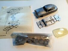 Fiat 1100S Mille Miglia 1947 Vintage FDS 1:43rd White Metal Kit Italy REDUCED!