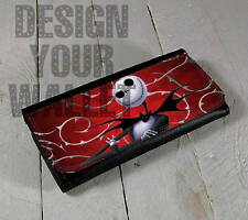 Womens Wallet, disney nightmare before Christmas, jack skellington, tim burton