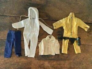 G I Joe Adventure Team Jump Suits , Shirt and Pants