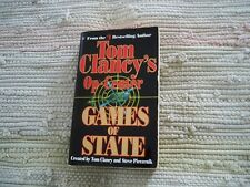 Op-Center Ser.: Games of State 3 by Jeff Rovin (1996, Paperback)
