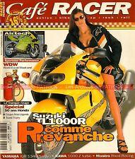 Café Racer 15 KAWASAKI Z1000 Turbo SUZUKI TL 1000 R LAVERDA 750 TRIUMPH 900 TT