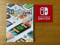 Nintendo Switch notebook magnet