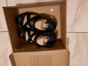 MBT Schuhe Sandalen schwarz 37 = 4