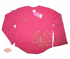 Oilily ✿ NWT ✿ GIRLS Pink Embroidery designer Top. ✿ size 6 7 8 / Euro 128  ✿
