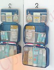 Ladies Mens Big Wash Bag Hanging Travel Organiser Toiletry Cosmetic Makeup Bag