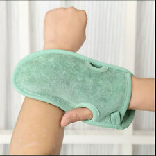 2 Pcs Body Scrub Exfoliating Mitt,Scrub and Remove Dead Skin Cells, Bath Gloves