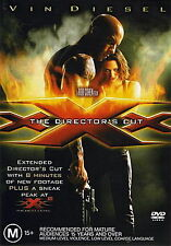 XXX - Action - Thriller - NEW DVD