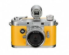 Minox Digital Classic Camera DCC 5.1 Colour Edition Neuware orange in Holzbox