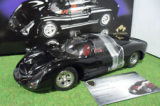 PORSCHE 910 de 1967 street noir black au 1/18 EXOTO MOTORBOX MTB 00064 voiture