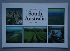 Greetings From South Australia Festival State Postcard (P230)