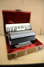 "1950's 19"" Made in Italy Accordion with Case"