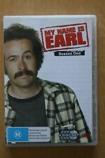 My Name Is Earl : Season 1 (DVD, 2006, 4-Disc Set)     Preowned (D214)