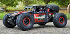 XTC RC Monster Sand Buggy Dune Max 95KM/H 6S Brushless 1:8 4WD Rtr LED Lights