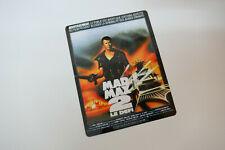 MAD MAX 2 - Glossy Steelbook Magnet Cover (NOT LENTICULAR)