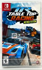 Table Top Racing Nitro Edition - Nintendo Switch - Brand New | Factory Sealed