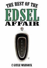 The Rest of the Edsel Affair (Hardback or Cased Book)