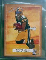 2014 Topps Turkey Red Mini #56 Davante Adams RC Rookie Packers