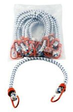 """24 PACK 24"""" Bungee Cord HEAVY DUTY Tie Down Rubber Strap Cargo Tarp Elastic NEW"""