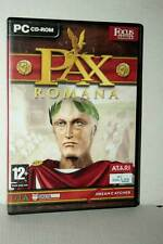 PAX ROMANA GIOCO USATO PC CDROM VERSIONE ITALIANA VBC 46061