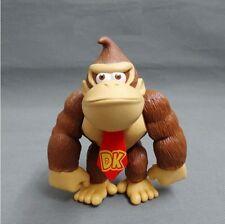 "Nintendo 6"" Action Figure Super Mario Bros DONKEY KONG Toy PVC Figure Gift USA"