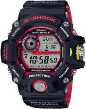 CASIO Wrist Watch G-SHOCK RANGEMAN GW-9400NFST-1AJR Collaboration Model BLACK