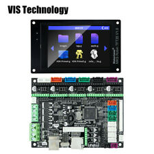 MKS Robin Nano 32Bit support 3.5 tft touch screen wifi Control preview Gcode